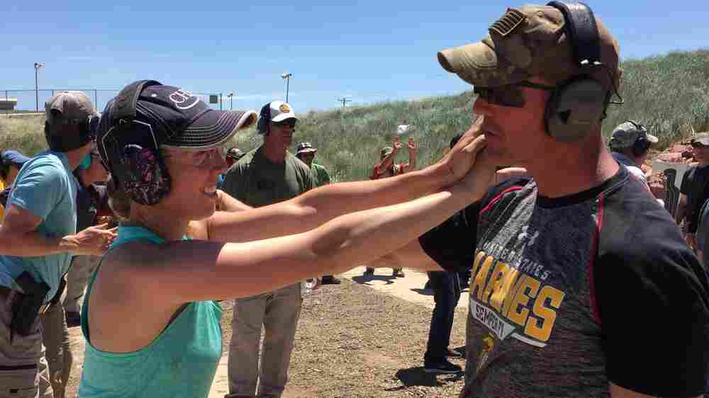 These Teachers Are Learning Gun Skills To Protect Students, They Say