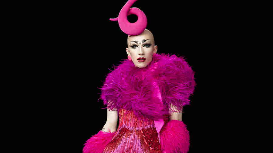 'RuPaul's Drag Race' Winner Sasha Velour Cut From A Different Fabric