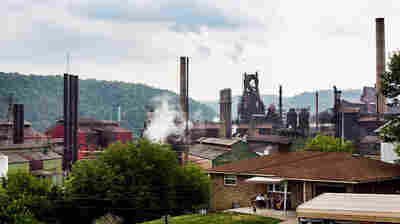 After Decline Of Steel And Coal, Ohio Fears Health Care Jobs Are Next