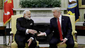 Trump And India's Modi Share Similarities, But A Host Of Issues Divides Them