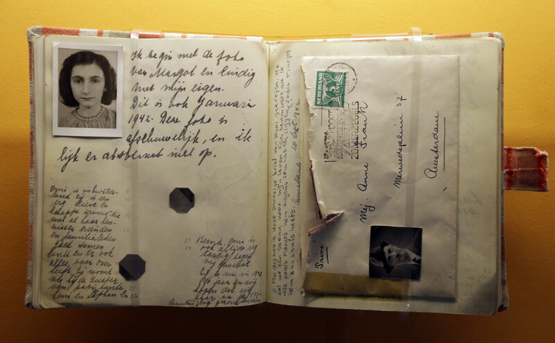 75 Years Later Anne Frank S Diary Still Has Much To Teach Npr Ed