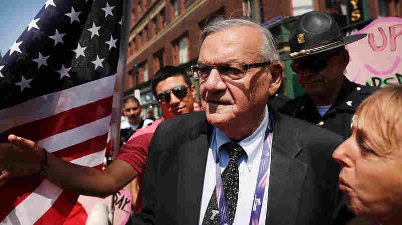 'America's Toughest Sheriff' Joe Arpaio Goes On Trial