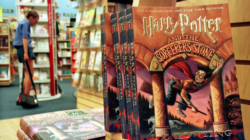 On Harry Potter S 20th Anniversary Listen To His Npr Debut