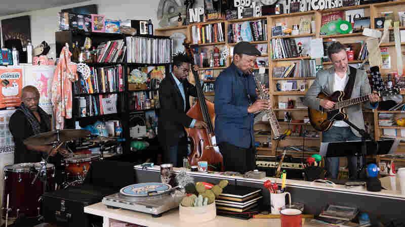 Ravi Coltrane Quartet: Tiny Desk Concert