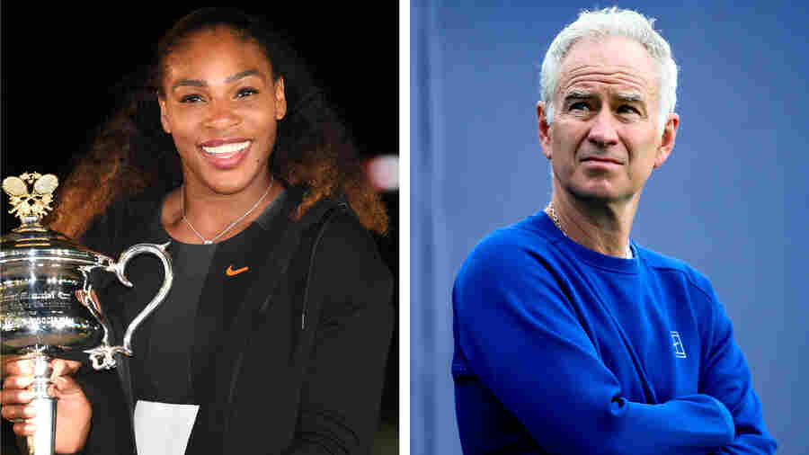 Dear John McEnroe: Putting Serena Williams On The Men's Circuit Is A Losing Game