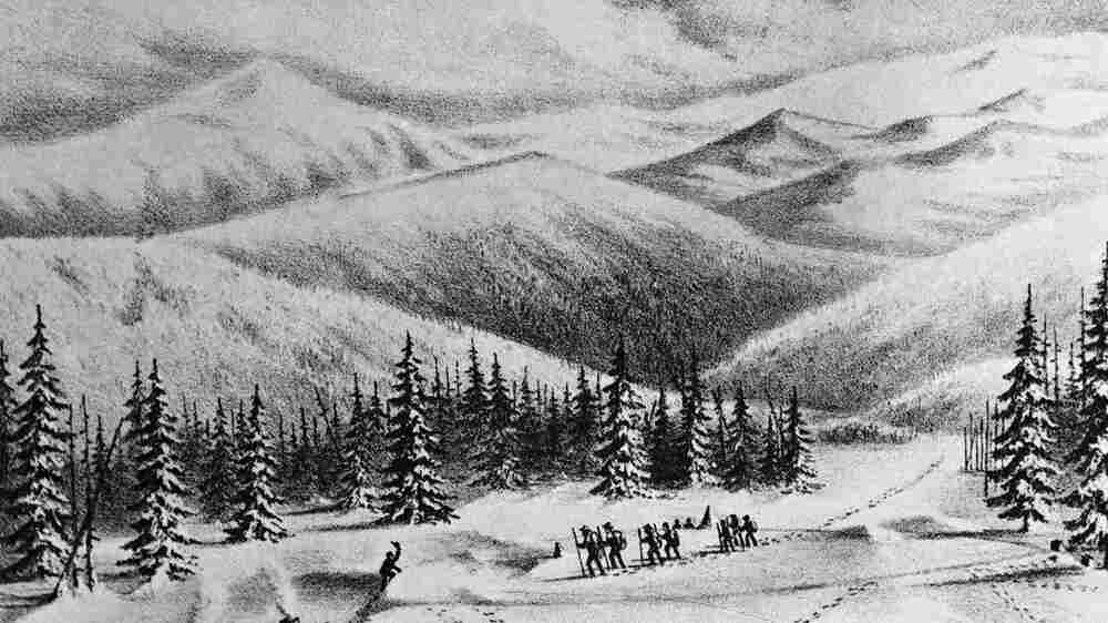 'What Would You Do?' Author Wants To Stop Sensationalizing The Donner Party