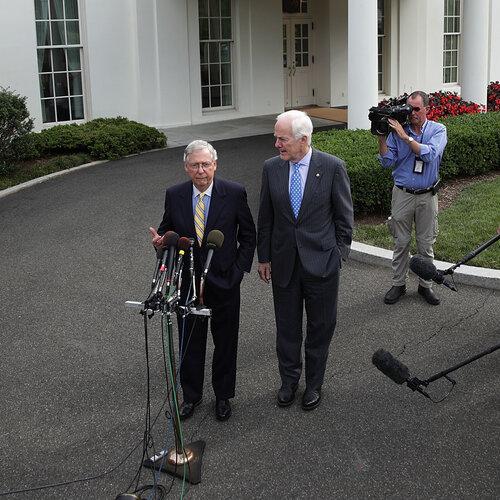 Just 17 Percent Of Americans Approve Of Republican Senate Health Care Bill