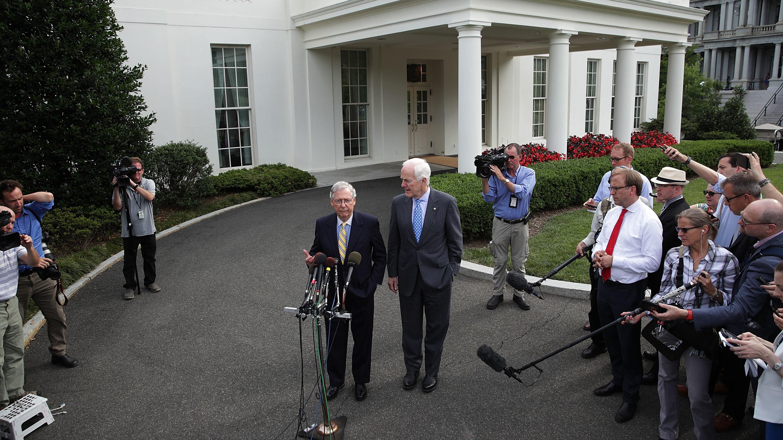 npr.org - Jessica Taylor - Just 17 Percent Of Americans Approve Of Republican Senate Health Care Bill