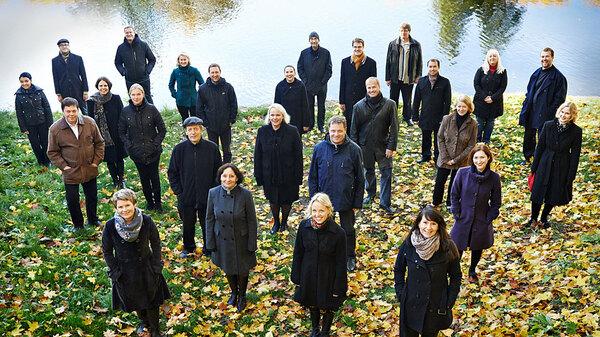 The Grammy-winning Estonian Philharmonic Chamber Choir