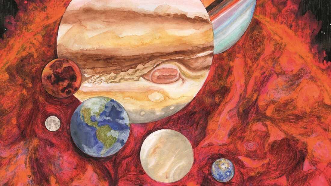 The Collaborative Concept Album 'Planetarium' Captures Cosmic Grandeur And Desolation