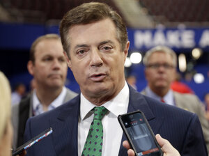 former trump campaign manager paul manafort registers as a foreign agent