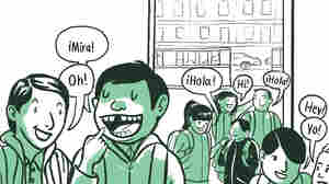 I Am Learning Inglés: A Dual-Language Comic