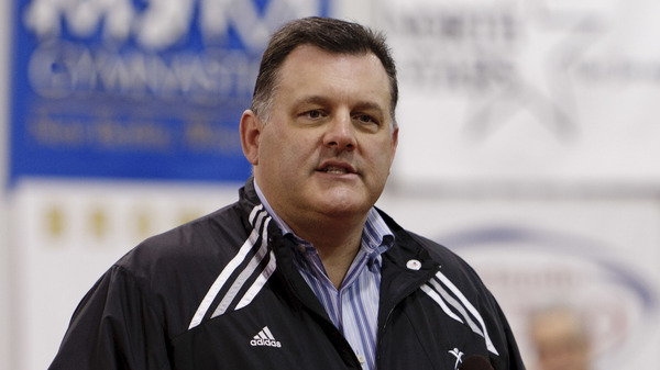 USA Gymnastics announced Tuesday it will adopt new policies to better protect its athletes from abuse. Steve Penny, the organization