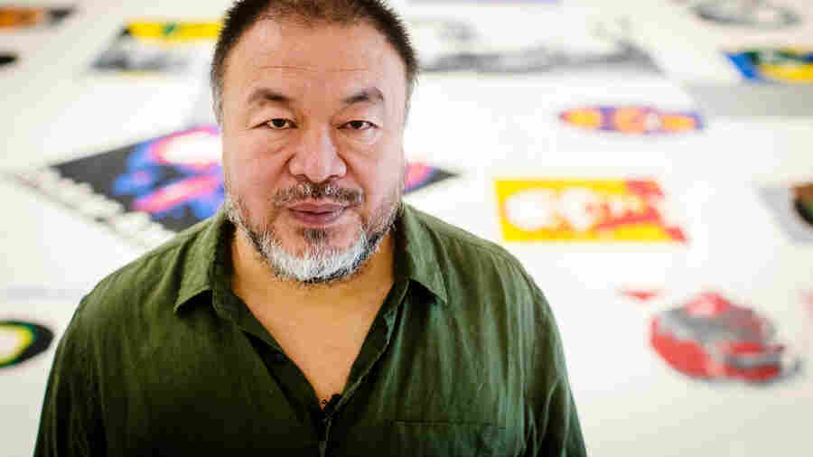 'They Love Freedom': Ai Weiwei On His Lego Portraits Of Fellow Activists