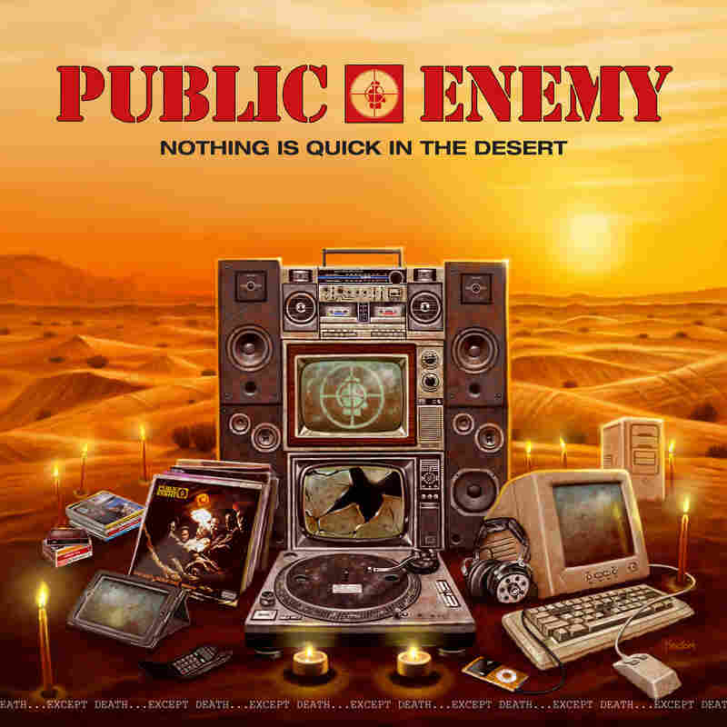 Cover art for Public Enemy