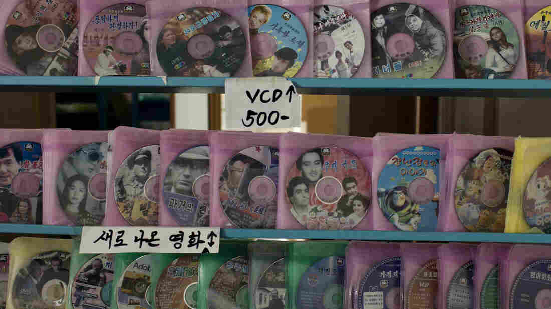 North Korea's Biggest Open Secret: Black Market Foreign DVDs