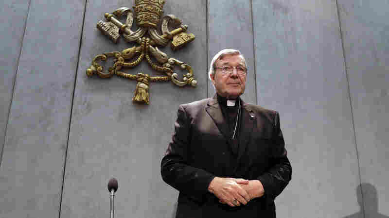 Vatican Cardinal Charged With 'Historic Sexual Offenses' In Australia