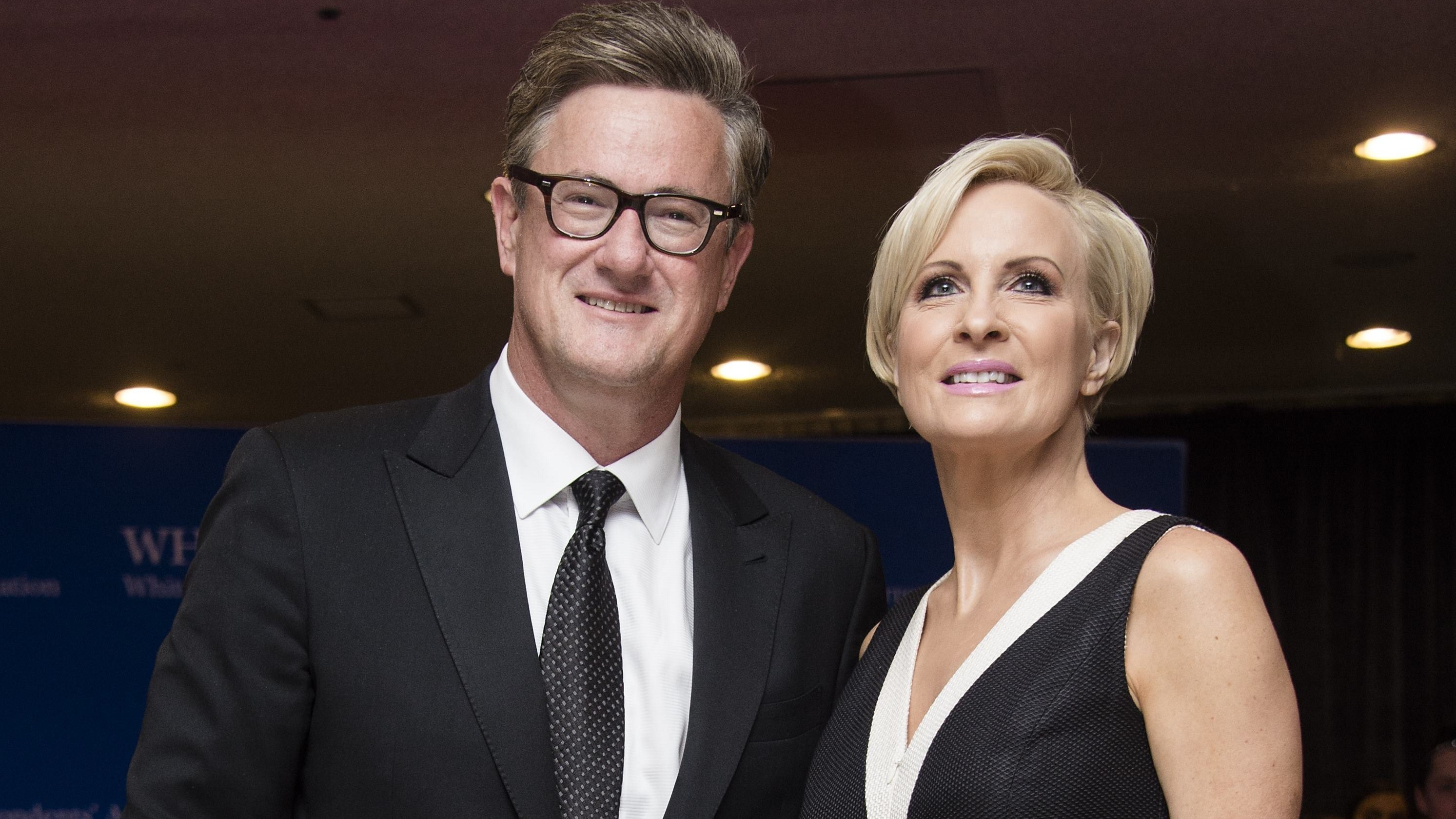 'Morning Joe' personality challenges Trump to a fight