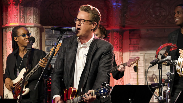 Joe Scarborough Still Wants To Make 'Trump: The Musical'