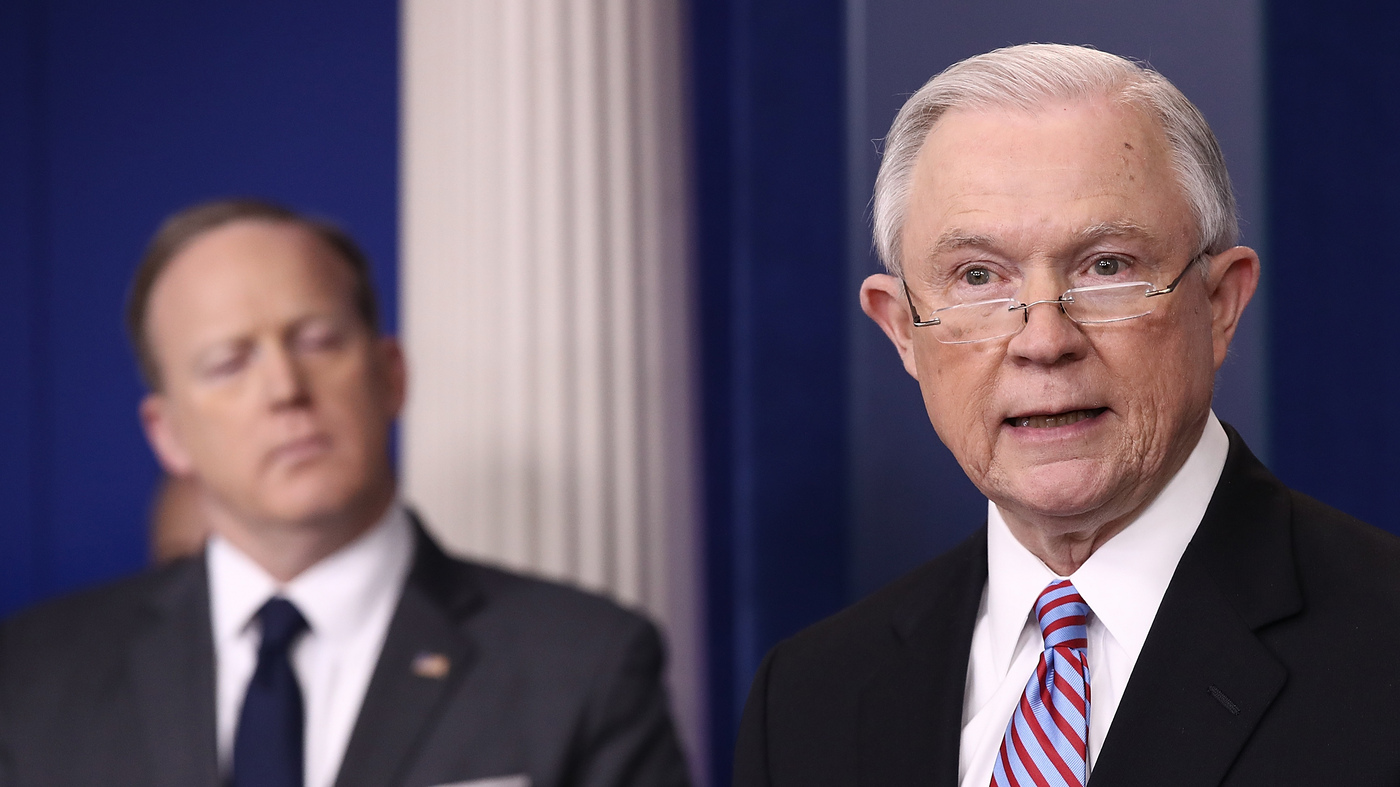 Too Close For Comfort: Insiders Worry About DOJ Lawyers Speaking At White House
