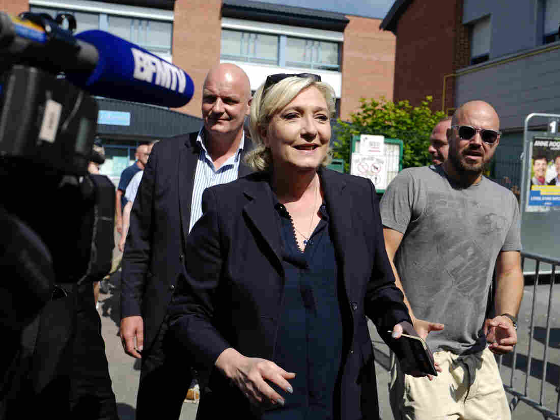 French authorities charge Marine Le Pen over misuse of European Union funds