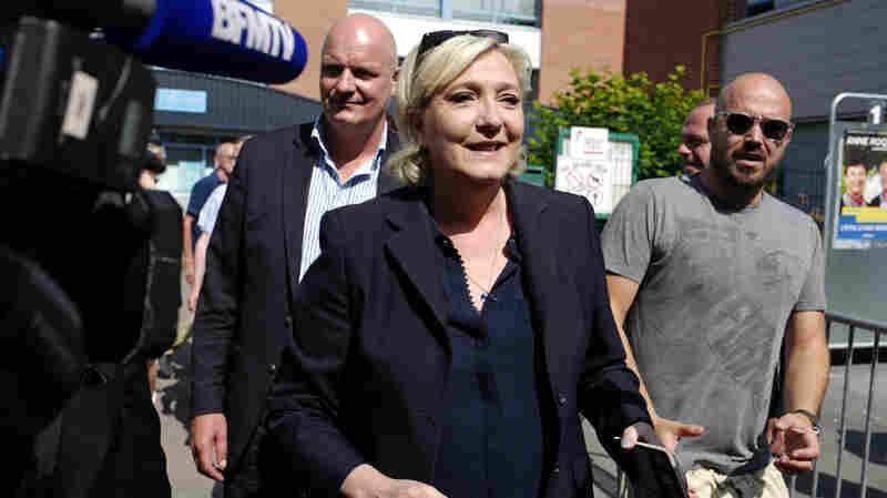 France's Marine Le Pen Target Of Fraud Investigation