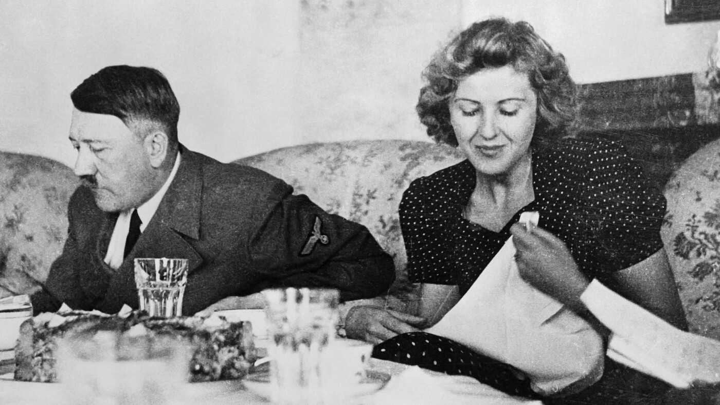 How Eva Braun's Champagne-Soaked Fantasies Fueled A 'Make-Believe ...