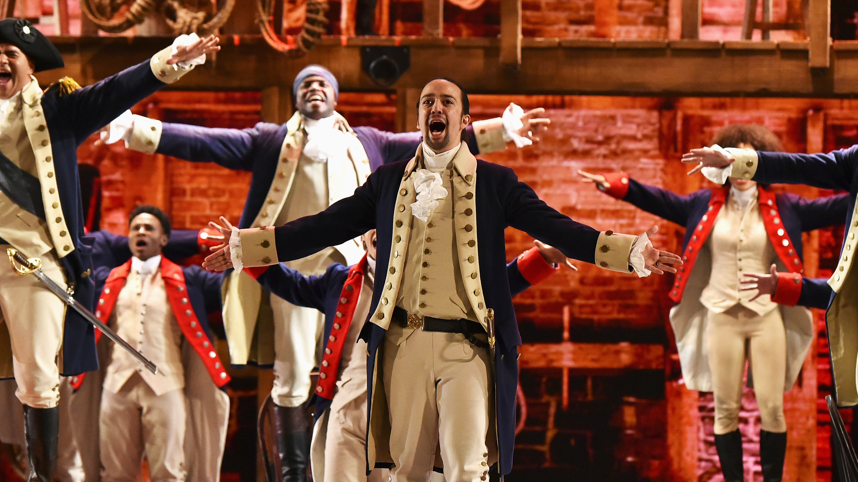 The Hamilton Instrumentals : All Songs Considered : NPR