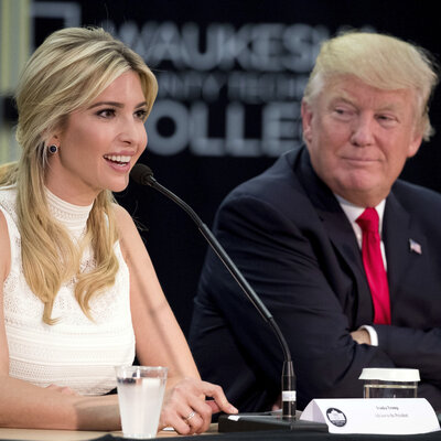 Ivanka Trump Isn't Just Any White House Staffer But How Much Influence Does She Have?