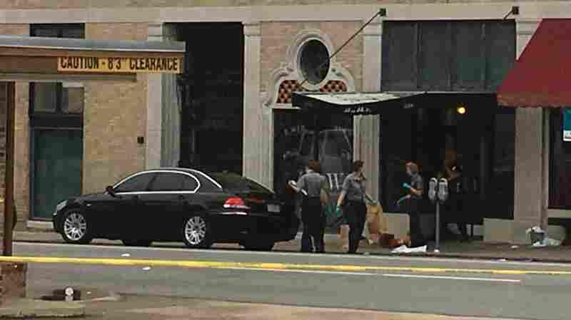 Shooting At Little Rock Nightclub Injures 28