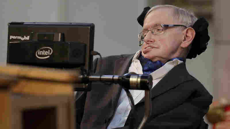 Stephen Hawking: Trump Pushing Earth's Climate 'Over The Brink'