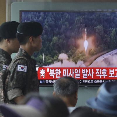 Tillerson Confirms North Korea Missile An ICBM, Calls For Global Action