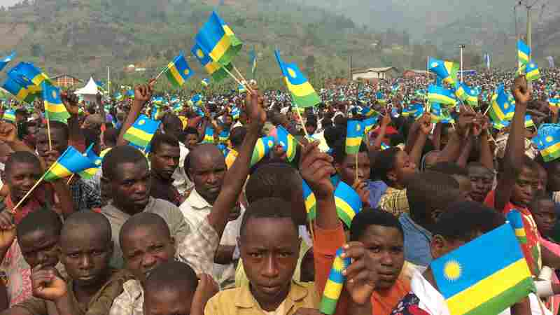 In Rwanda, July 4 Isn't Independence Day — It's Liberation Day