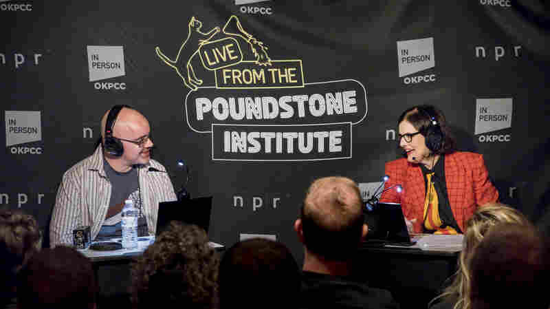 """In """"Live from the Poundstone Institute,"""" Paula Poundstone Is On A Quest For Knowledge"""