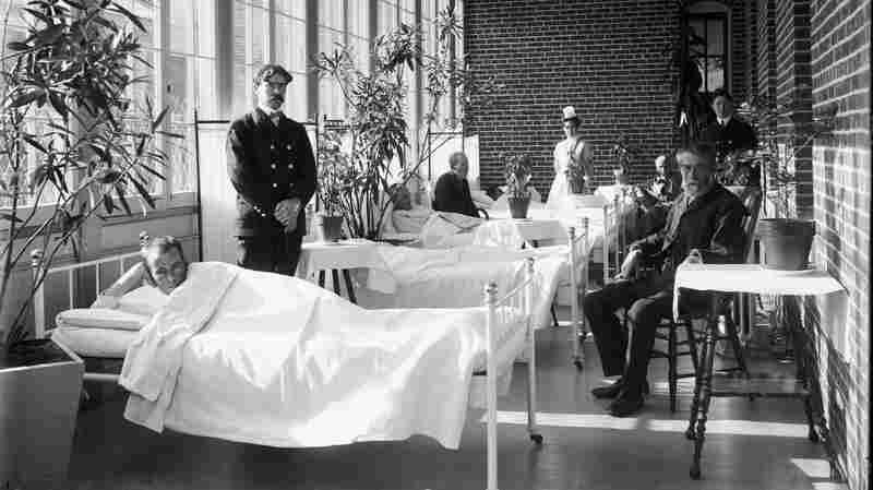 'Architecture Of An Asylum' Tracks History Of U.S. Treatment Of Mental Illness