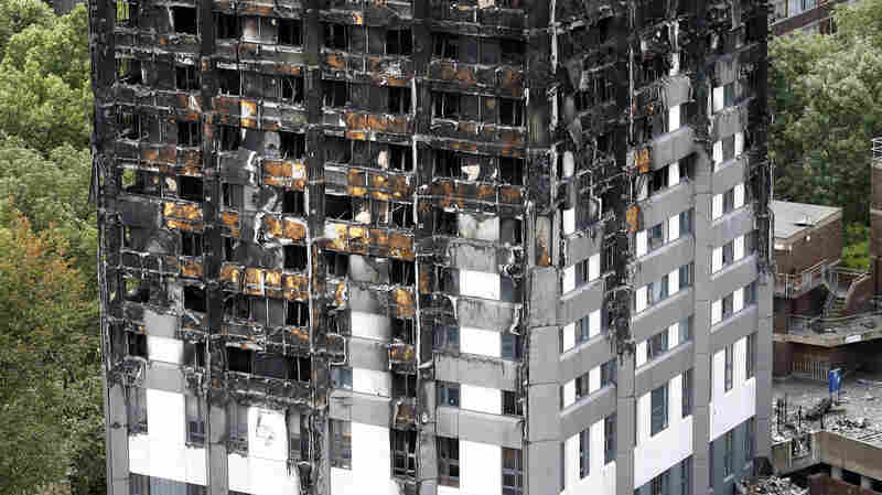 U.K. To Temporarily Waive Immigration Rules For Those Impacted By Tower Fire
