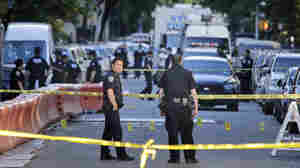 New York Police Officer Killed In 'Unprovoked Attack' On Patrol Car