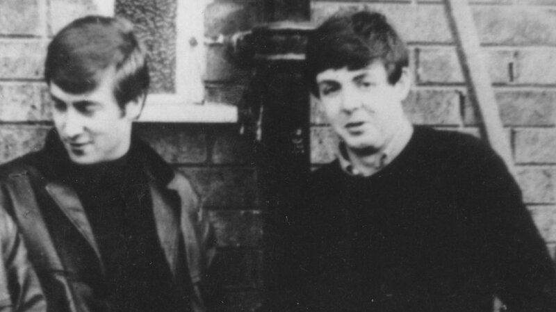 60 Years Ago 2 Boys Met And The Beatles Began
