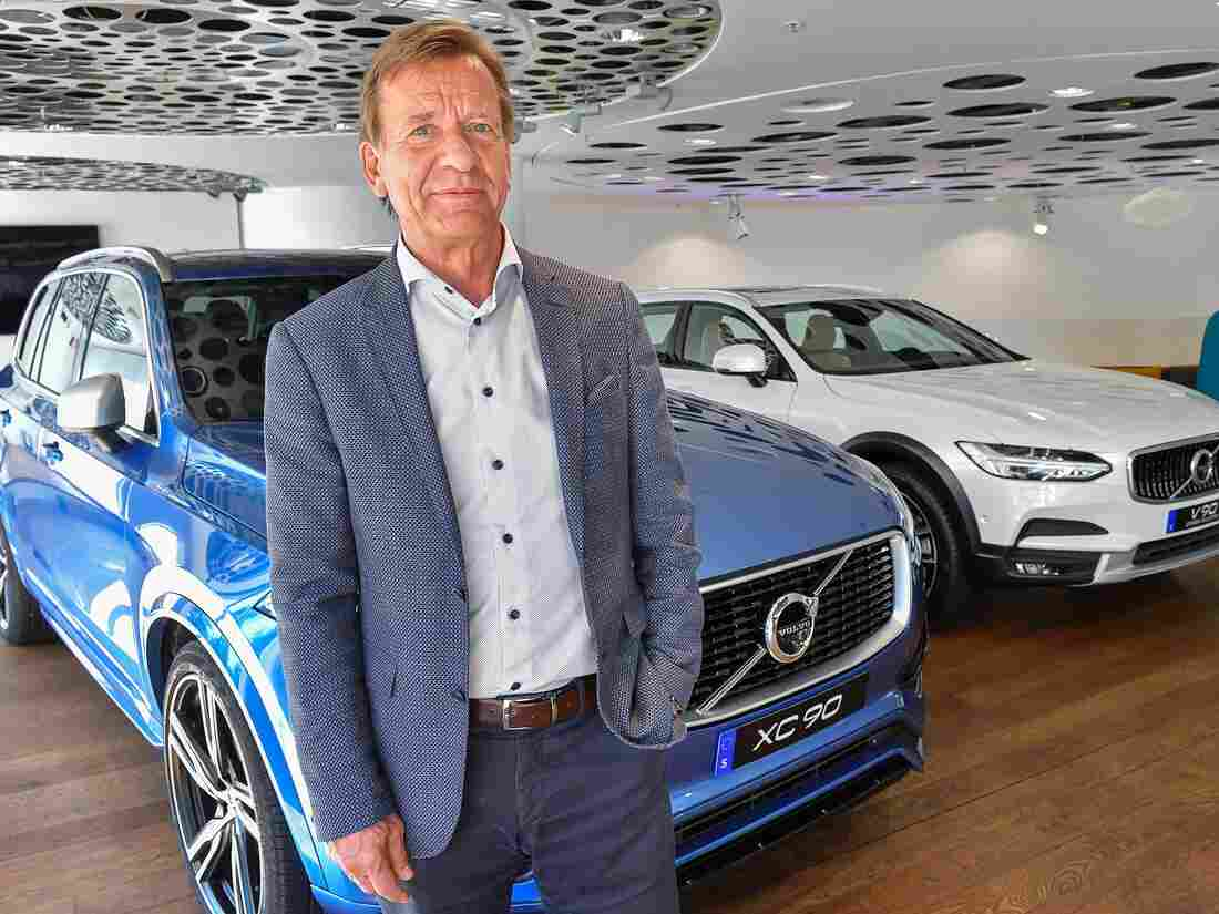 All New Volvo Models Will Be Electric Or Hybrid Starting In 2019 – NPR