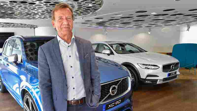All New Volvo Models Will Be Electric Or Hybrid Starting In 2019
