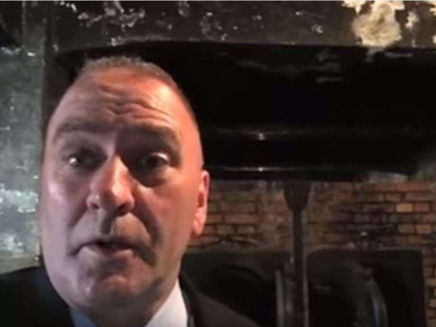 GOP Rep. Higgins Slammed for Posting Videos From Inside Auschwitz Gas Chamber