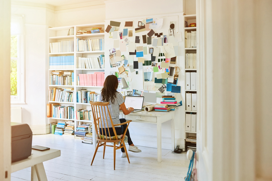 Some companies find that real-time technology demands have forced them to curb their work-from-home policies, even as a growing number of employers continue to embrace remote work. (Dean Mitchell/Getty Images/iStock)