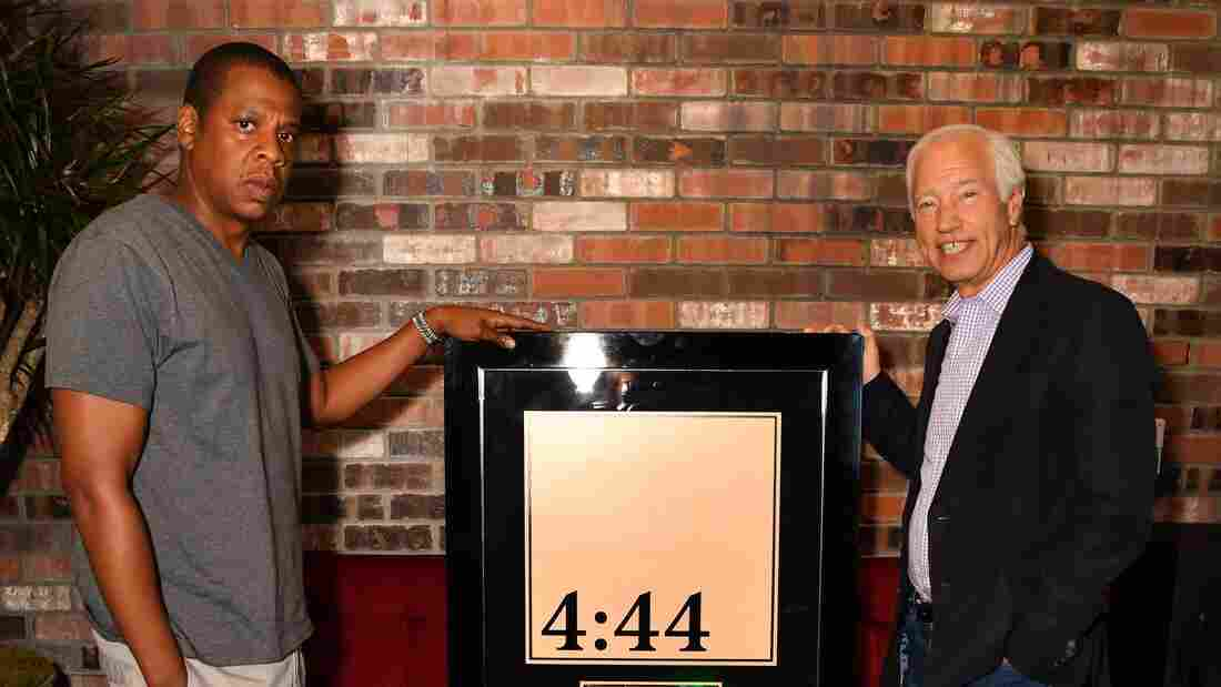 Jay-Z Ran Every Song on 4:44 By Beyoncé First