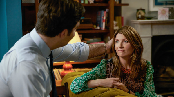 Sharon Horgan and Rob Delaney play a couple making their way through parenthood, marriage and their careers in the Amazon comedy series Catastrophe.