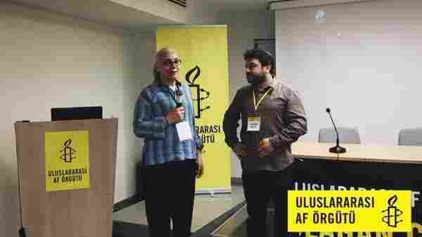Amnesty International Says Turkey Detained Its Country Director