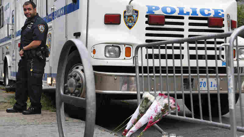 Police Fatalities On The Rise