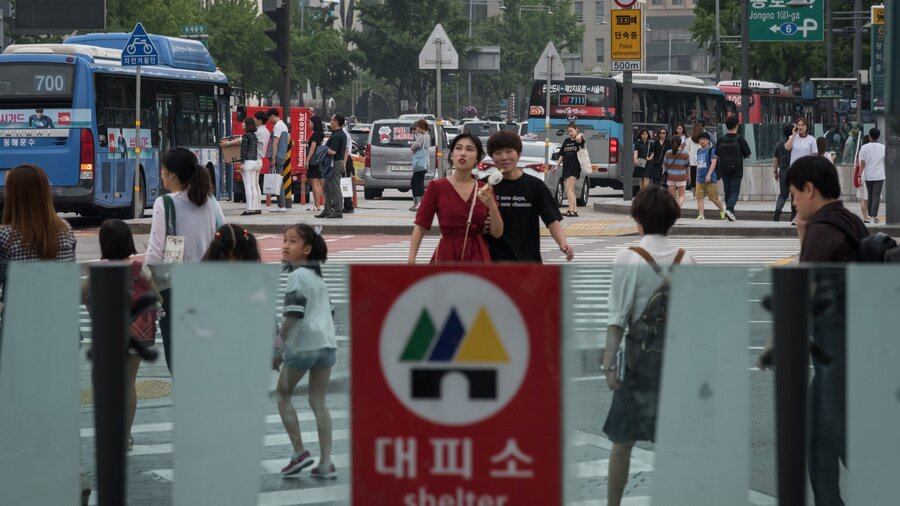 Calm In Seoul As The North Korea Question Grows More Urgent