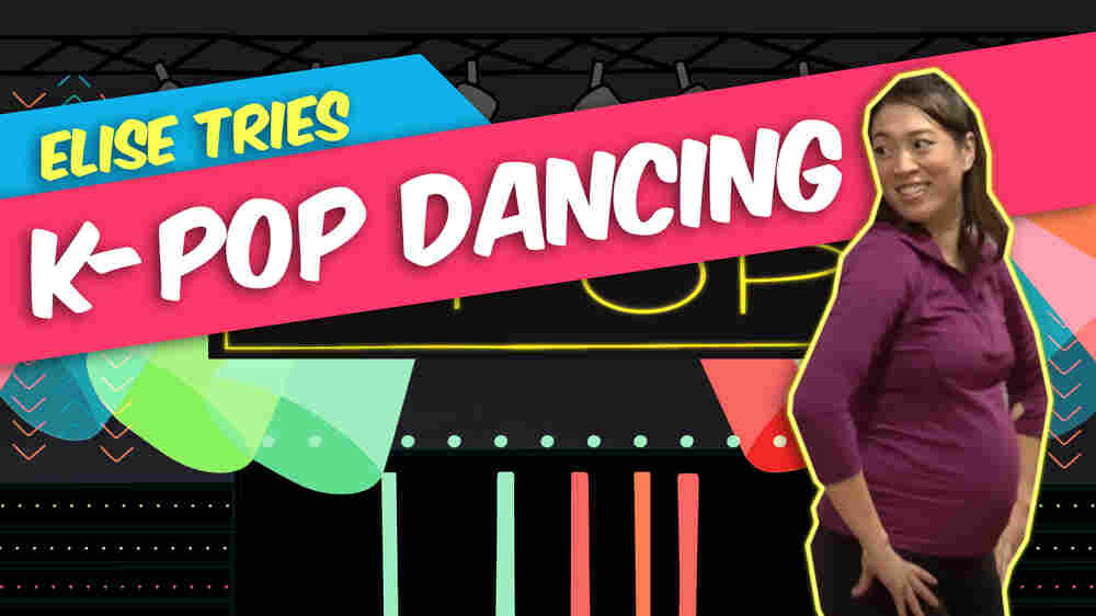 Video: K-Pop Dance Routines Are A Workout For Body And Brain