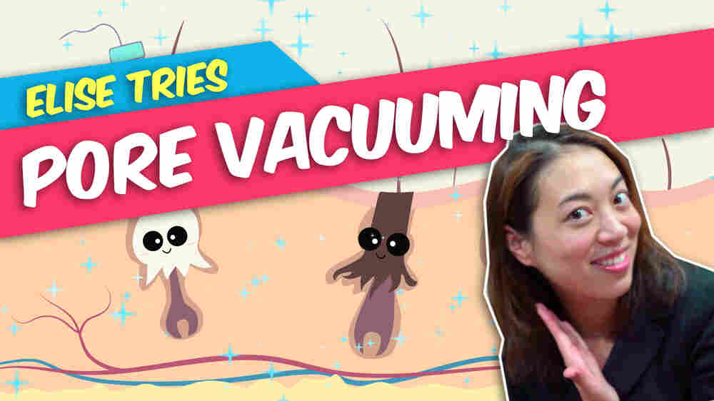 Video: That Time We Tried Pore Vacuuming In South Korea