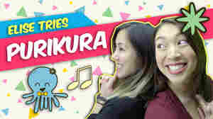 Video: Japan's 'Purikura' Photo Booths Offer Snapchat-Like Filters